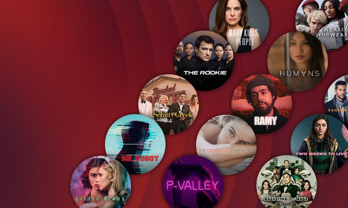 NowTV | Now Studio | Western Drama