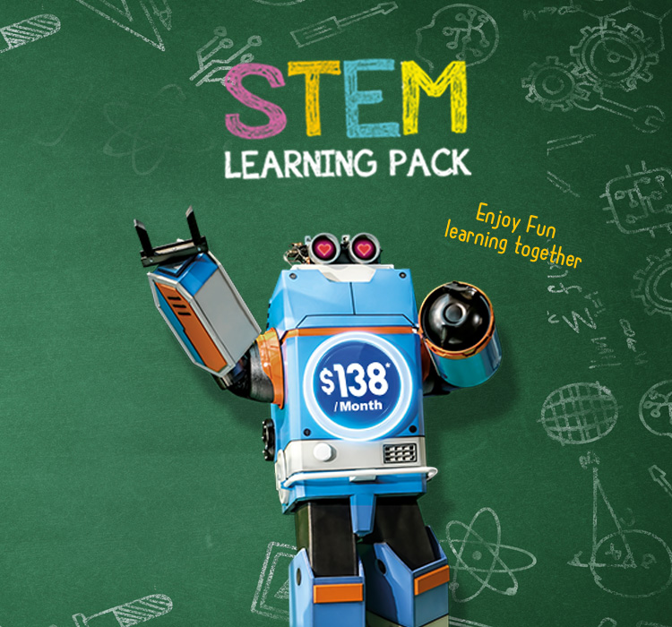 nowtv STEM learning pack